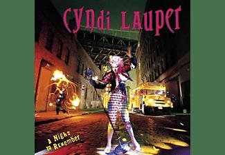 Cyndi Lauper - A Night To Remember  - (CD)