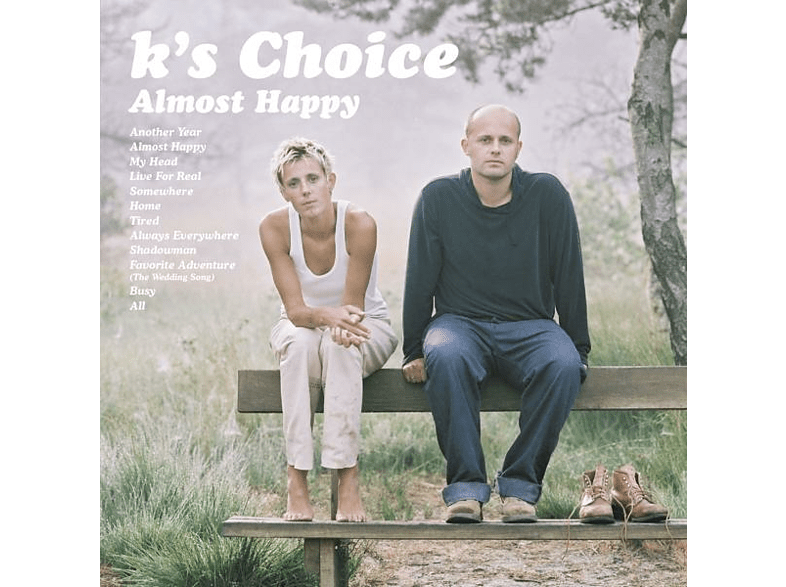 K's Choice - Almost Happy [CD]