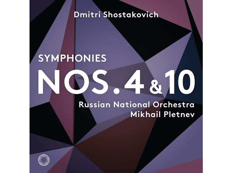Russian National Orchestra - Sinfonien 4+10 [SACD Hybrid]