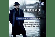 Kenneth/english Symphony Orchestra Woods - Klavierquartett 2 in A-Dur,op.26 [CD]