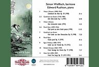 Simon Wallfisch-edward Rushton - Gesänge des Orients [CD]