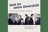 Clemens/stadtsingechor Zur Halle Flämig - Gott ist unsre Zuversicht [CD]