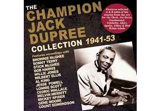 Champion Jack Dupree - The Champion Jack Dupree  - (CD)