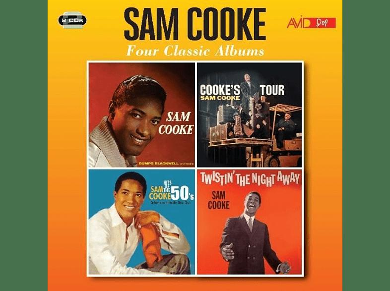 Sam Cooke - Four Classic Albums [CD]