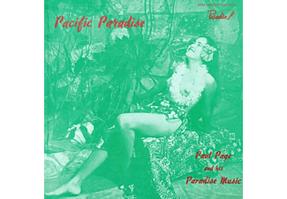 Paul -& His Paradise- Page - Pacific Paradise - (CD)