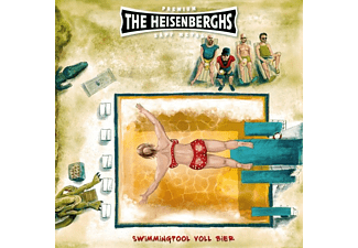 The Heisenberghs - Swimmingpool Voll Bier  - (CD)
