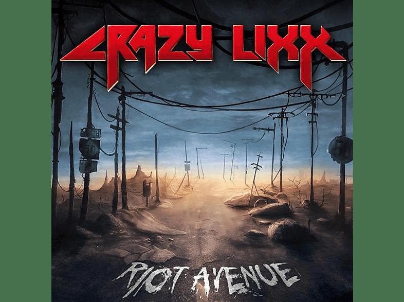 Crazy Lixx - Riot Avenue (Remaster+Bonustracks) [CD]