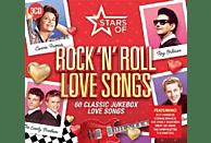 VARIOUS - Stars Of Rock 'N' Roll Love [CD]