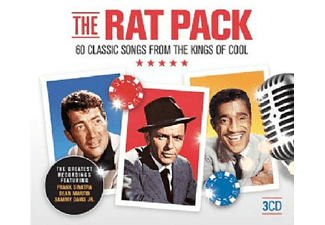 VARIOUS - The Rat Pack  - (CD)