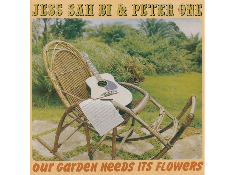 Jess Sah Bi & Peter One - Our Garden Needs Its Flowers [Vinyl]