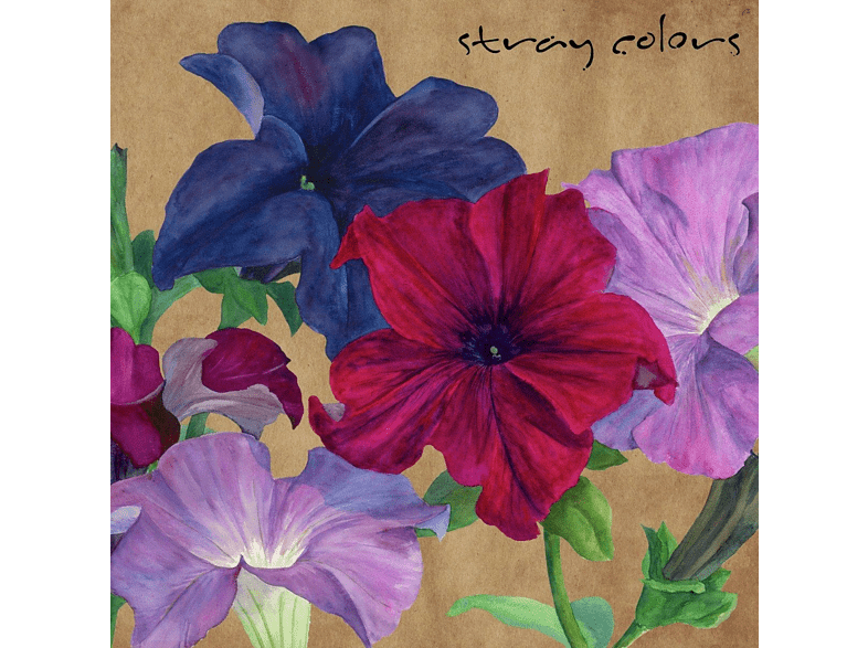 Stray Colors - Atomic Bombs & Pirouettes [CD]