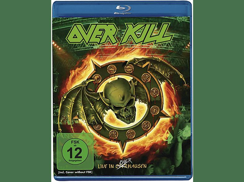 Overkill - LIVE IN OVERHAUSEN [Blu-ray]