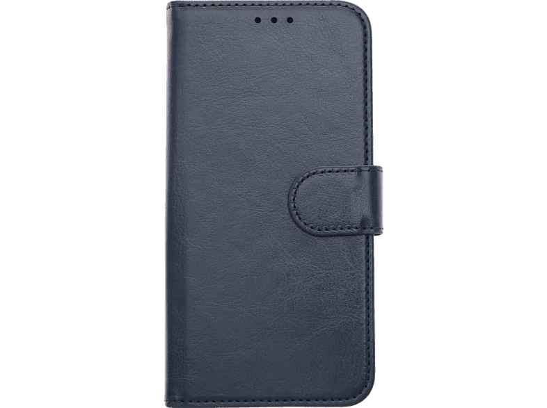 V-DESIGN V-2-1 140 , Bookcover, Samsung, A6 2018, Kunstleder, Blau