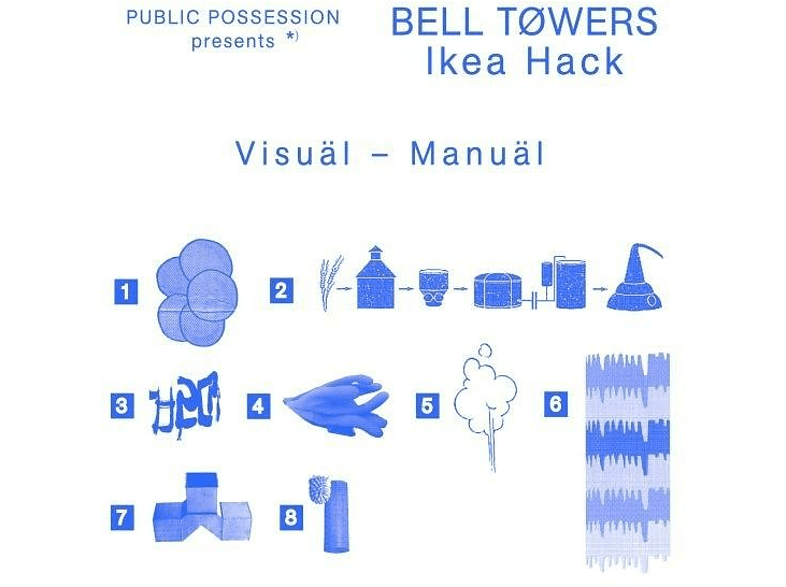 Bell Towers - Ikea Hack [Vinyl]