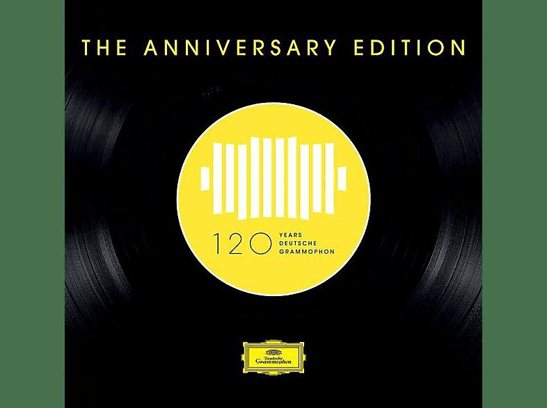 VARIOUS - DG 120-The Anniversary Edition (Ltd.Edt.) [CD + Blu-ray Disc]