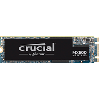CRUCIAL MX500 M.2, 1 TB, SSD, intern