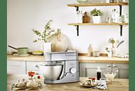 KENWOOD Chef KVC3110S Küchenmaschine Silber 1000 Watt