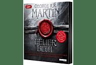 Reinhard Kuhnert - Feuer und Blut - Erstes Buch - (MP3-CD)