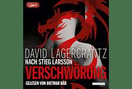 Dietmar Bär - Verschwörung - Millennium (4)  - (MP3-CD)