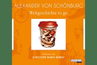 Weltgeschichte to go - (CD)