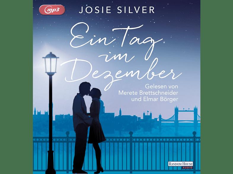 Brettschneider,Merete/Börger,Elmar - Ein Tag im Dezember - (MP3-CD)