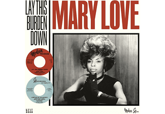Mary Love - Lay This Burden Down (LP)  - (Vinyl)