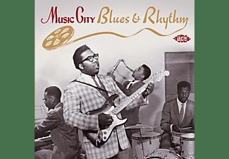 VARIOUS - Music City Blues & Rhythm  - (CD)
