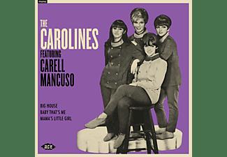 The Carolines - The Carolines (Feat. Carell Mancuso)  - (Vinyl)