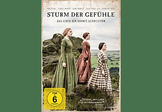 Sturm Der Gefühle - Das Leben Der Brontë Schwester DVD
