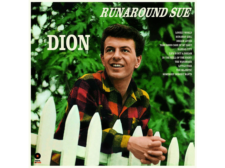 Dion - Runaround Sue + 3 Bonus Tracks [Vinyl]