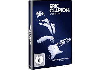 Eric Clapton: A Life in 12 Bars DVD