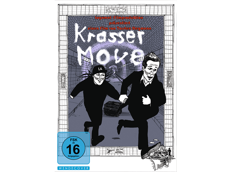 Krasser Move [DVD]