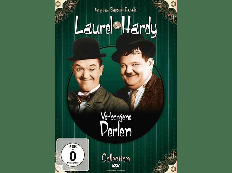 LAUREL & HARDY - VERBORGENE PERLEN [DVD]