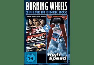 BURNING WHEELS DVD