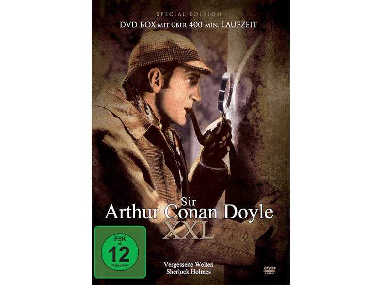SIR ARTHUR CONAN DOYLE XXL (2 DVDS: 9 FOLGEN) [DVD]