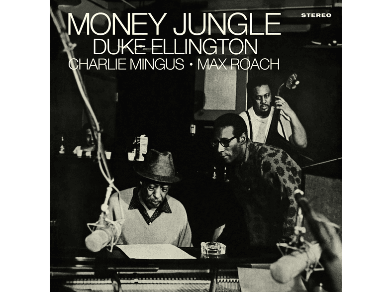 Duke Ellington, Charles Mingus, Max Roach - Money Jungle + 4 Bonus Track [Vinyl]