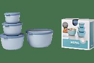 MEPAL 106233015700 Cirqula Schüssel-Set 4-teilig