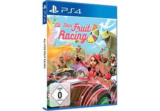 All-Star Fruit Racing - [PlayStation 4]