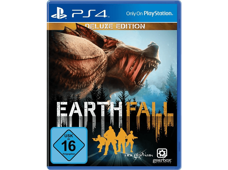 Earth Fall (Deluxe Edition) [PlayStation 4]