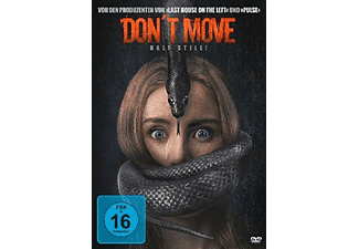 Don't Move - Halt still! DVD