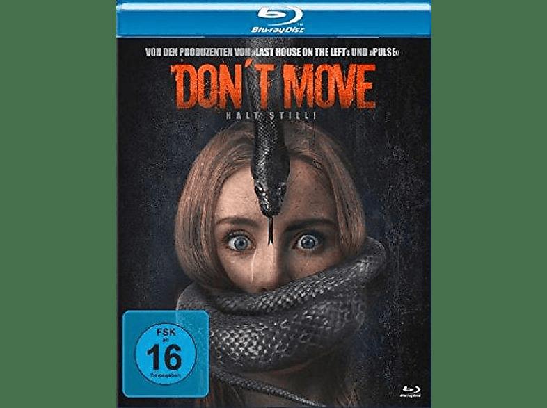 Don't Move - Halt still! [Blu-ray]