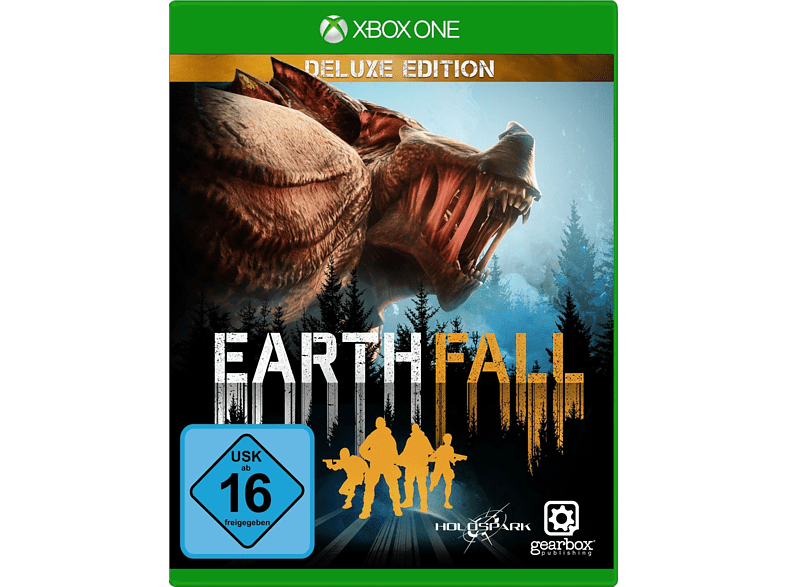 Earth Fall (Deluxe Edition) [Xbox One]