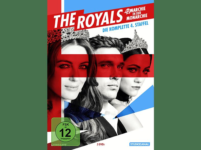 The Royals - Die komplette 4. Staffel [DVD]