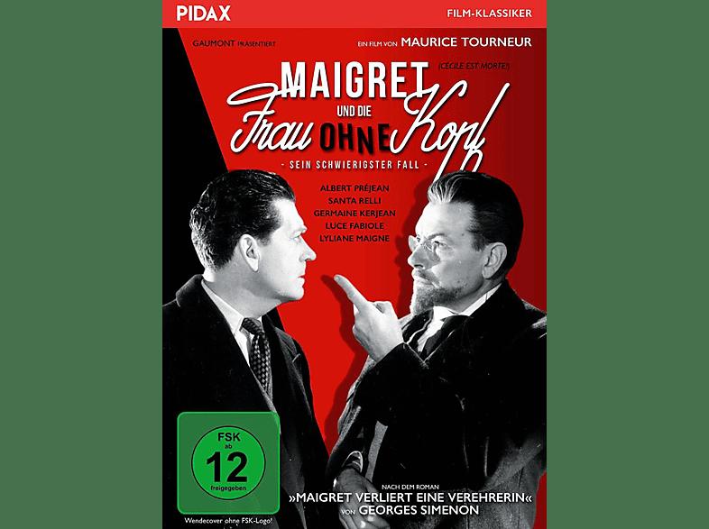 Maigret und die Frau ohne Kopf [DVD]