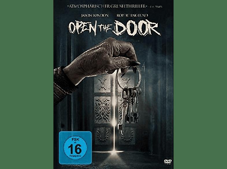 Open The Door [DVD]