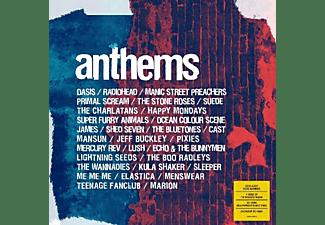 VARIOUS - Anthems  - (Vinyl)