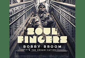 Bobby Broom - SOUL FINGERS  - (Vinyl)