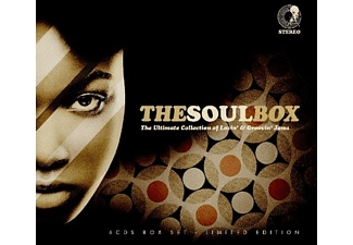 The Soul Box - The Soul Box - (CD)