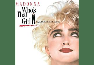 Madonna, Madonna Helen Merrill - Who's That Girl  - (Vinyl)