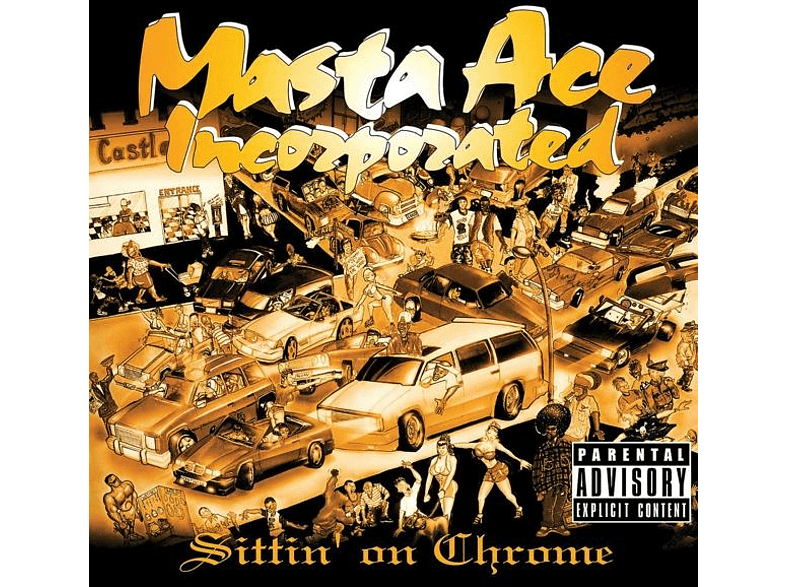 Masta Ace Incorporated - Sittin' On Chrome (2LP) [Vinyl]